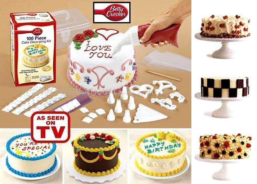 Набор для украшения тортов Cake Decorating Kit_1.jpg