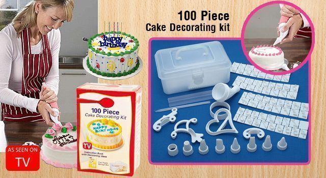 Набор для украшения тортов Cake Decorating Kit.jpg